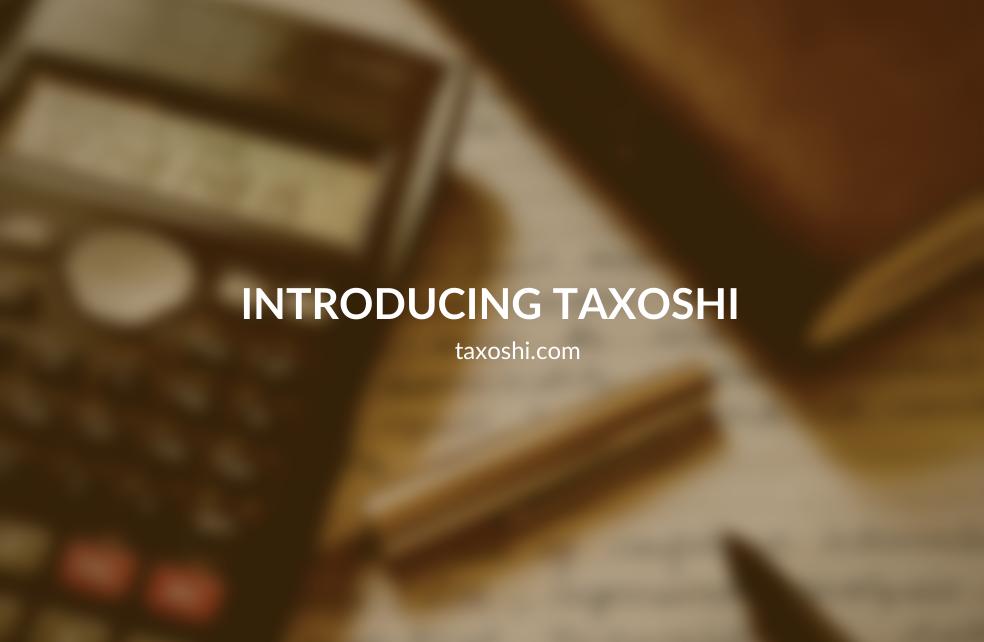 taxoshi-intro